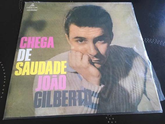 Disco (lp) Chega De Saudade- João Gilberto (1990) -reedição