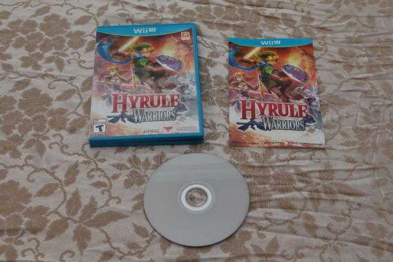 Jogo Wii U Hyrule Warriors