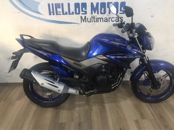 Yamaha Fazer 250 Aceita Moto Fin Com Ent Cartao 12x 1,6%