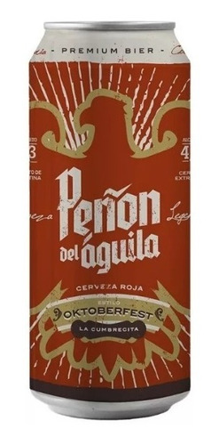 Peñón Del Aguila Oktoberfest - Lata 473 Ml
