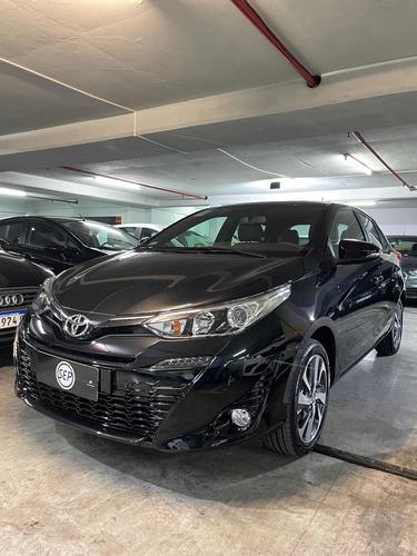 Toyota Yaris 2021 1.5 107cv Xls Cvt Sepautos