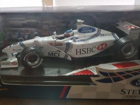 Sf2 Rubens Barrichello - Stewart 1998 - Hot Whells - 1:18