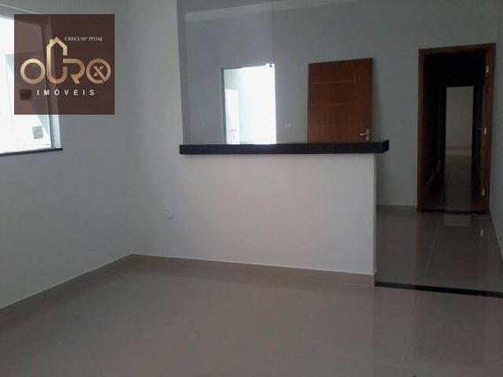 Casa Nova Franca - 3 Dormitórios - Ca0385