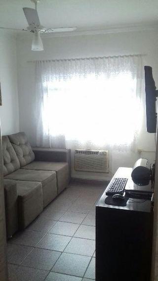 Apartamento Em Aparecida, Santos/sp De 35m² 1 Quartos À Venda Por R$ 165.000,00 - Ap141589