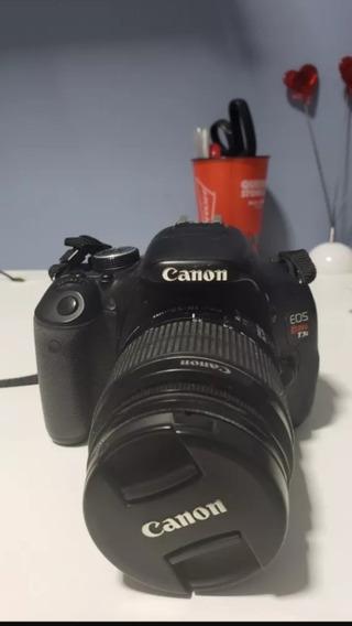 Camera Canon T3i Com Lente 18-55mm