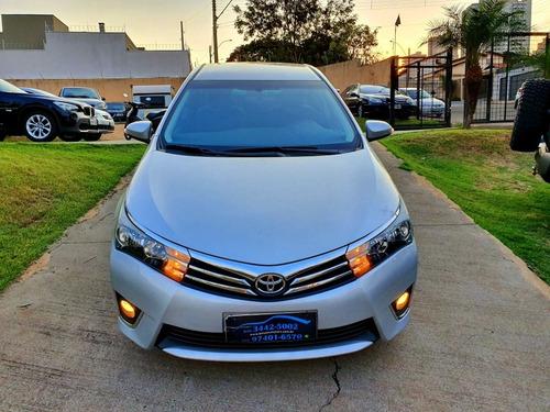 Toyota Corolla 1.8 Aut  Gli Flex  2017