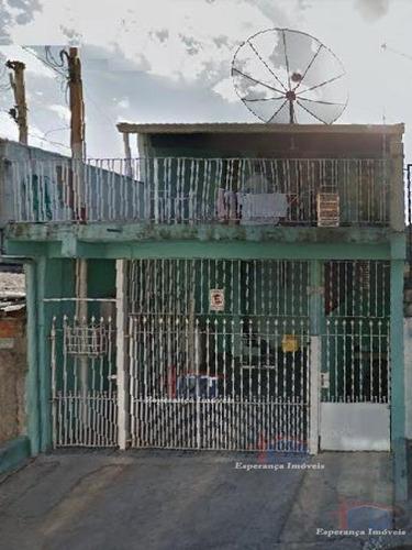 Imagem 1 de 12 de Ref.: 1821 - Casa Terrea Em Osasco Para Venda - V1821