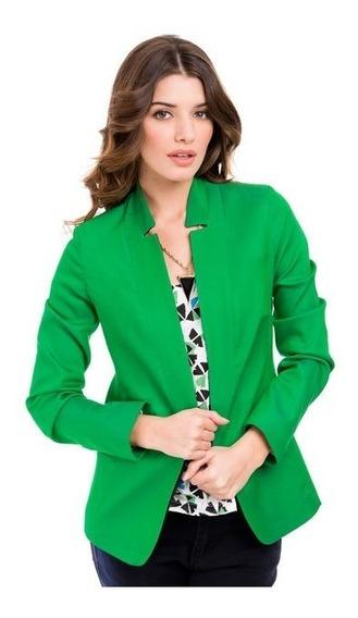 Blazer Feminino Jaqueta Terninho Social Fashion Moda