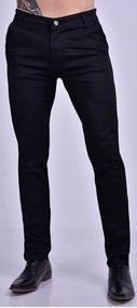 Pantalón De Vestir Hombre Slim