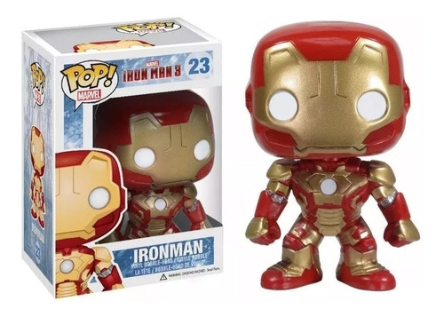 Muñeco Tipo Muñeco Tipo Funko Pop Iron Man De Marvel