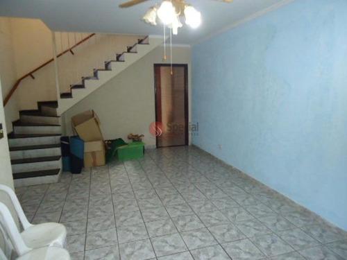 Sobrado Com 3 Dormitórios À Venda, 250 M²- Penha - São Paulo/sp - Af18246