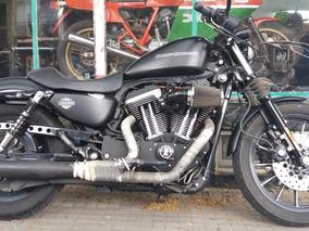 Harley Davidson Sporster Iron 1200 C/accesorios Impecable