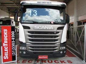 Scania G 400 2013/2014 6x2 = Axor 2540 = Fh 400 Com Garantia