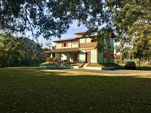 Casa Com 4 Dormitórios À Venda, 320 M² Por R$ 1.100.000 - Colinas Do Mosteiro De Itaici - Indaiatuba/sp - Ca0163