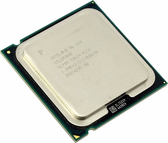 Frete R$8 Processador Intel Celeron D 326 D326 2.53ghz 775