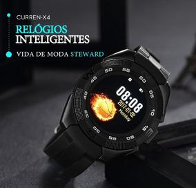 Relógio Esportivo Inteligente Smartphone Android Ios Celular
