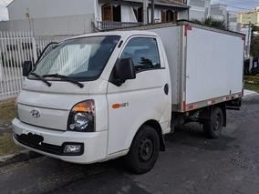 Hyundai Hr 2016 Com Baú - Sem Detalhes