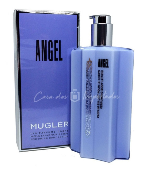 Angel ( Body Lotion - Creme ) 200ml + Amostra De Brinde