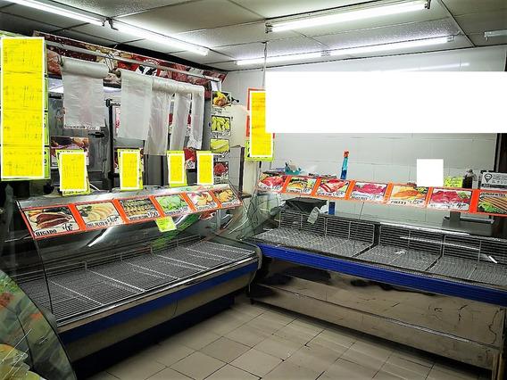 Alquiler Carniceria Entro De Supermercado