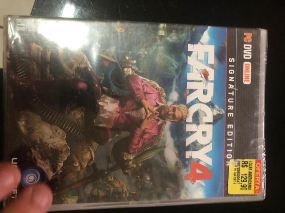 Farcry 4 Signature Edition Lacrado