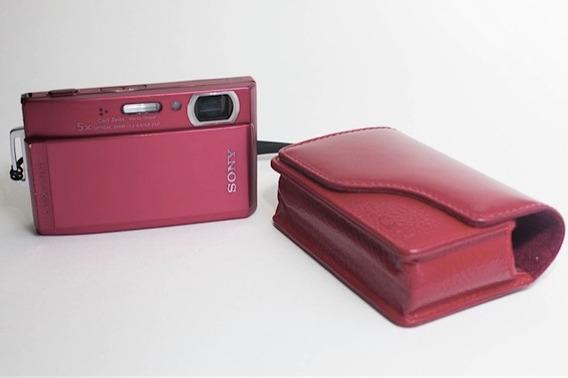 Câmera Fotográfica Sony Dsc T300