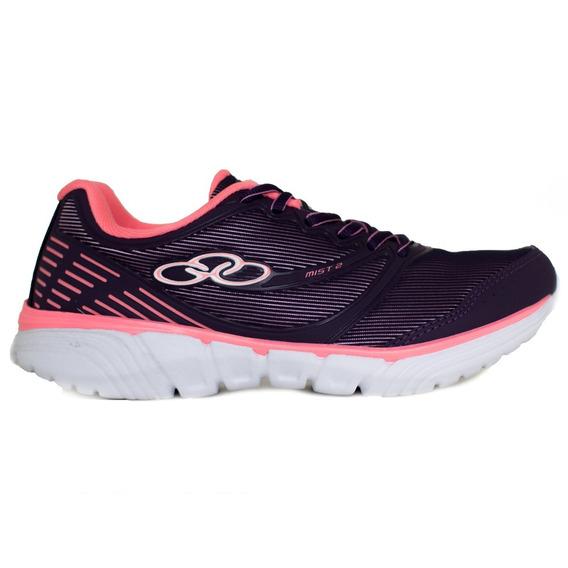 Tênis Olympikus Mist 2 Feminino Sport Atrito Amortecido Run