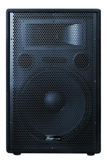 Caixa Ativa Studiomaster Gx12a 200w Rms