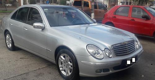 Mercedes-benz Clase E 3.2 E320 Cdi Elegance At 2005