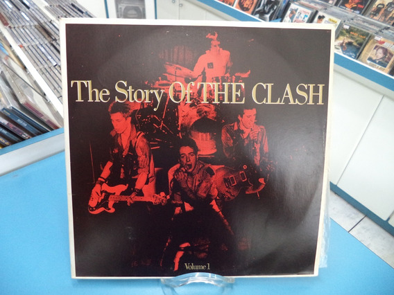 Lp/vinil The Clash The Story Of Vol 1