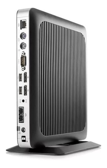 Mini Pc Hp Thin Client T630 Amd Gx-420gi, 8gb Ram, Ssd 128gb