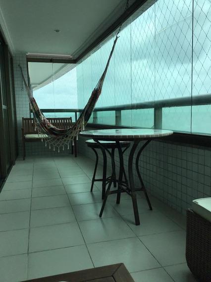 Apartamento Em Casa Forte, Recife/pe De 189m² 4 Quartos Para Locação R$ 5.448,00/mes - Ap555466