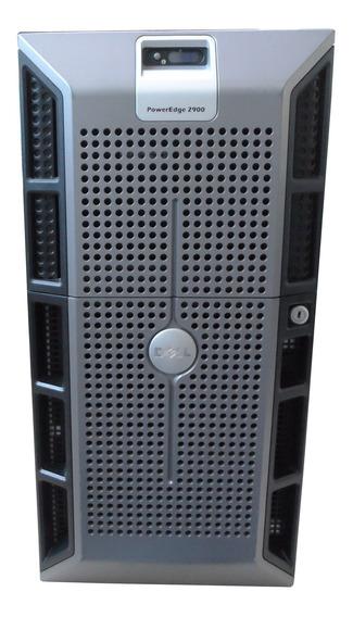Servidor Dell 2900 2 Xeon Quadcore 16gb 1tb Sata Server