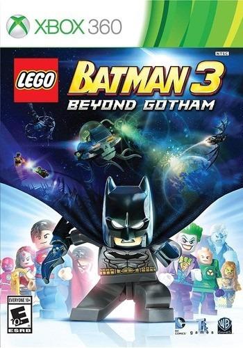 Xbox 360 Lego Batman 3: Beyond Gotham