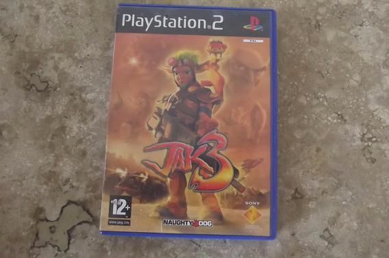 Jak 3 Original Para Playstation 2