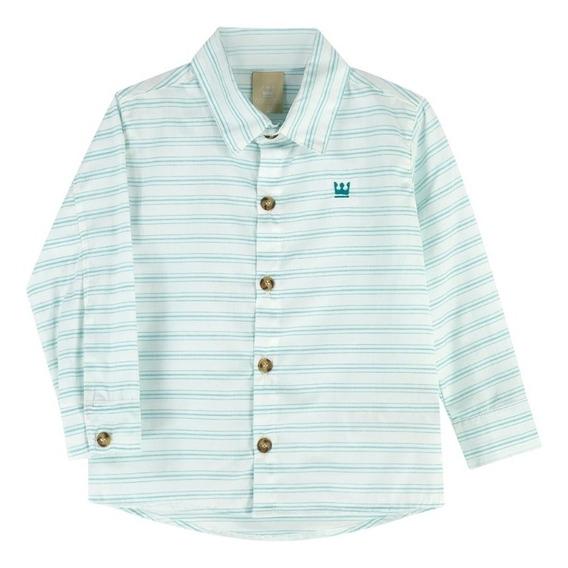 Camisa Infantil Masculina Colorittá
