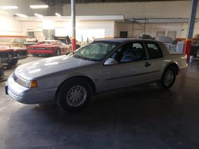 Ford Cougar 1994 2pts. V8 4.6 Aut. Elect. Eq. Plata
