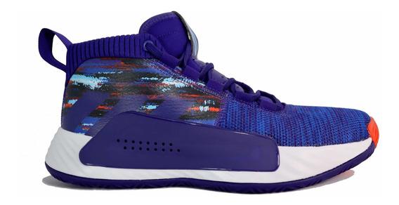 Tenis adidas Damian Lillard Dame 5 Tallas #26.5 Al #30 Cm
