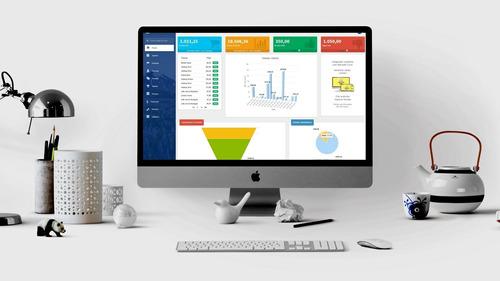 Imagem 1 de 1 de Sistema De Gestão E Vendas - Integrado E Fácil De Usar