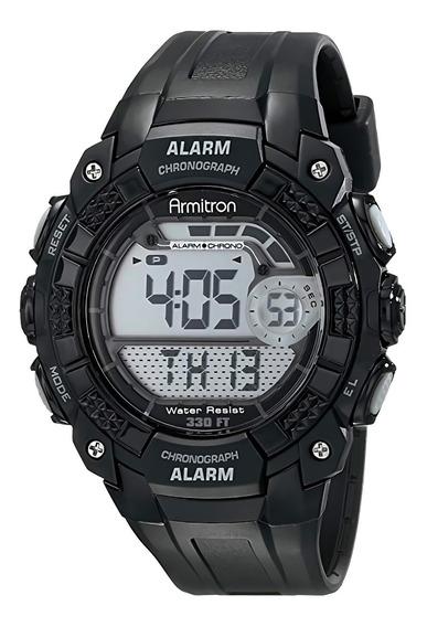 Armitron | Reloj Hombre Deportivo | 40/8209blk | Original