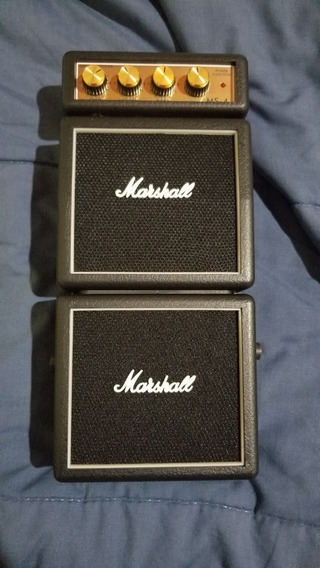 Amplificador Marshall Ms4 Mini Micro Full Stack