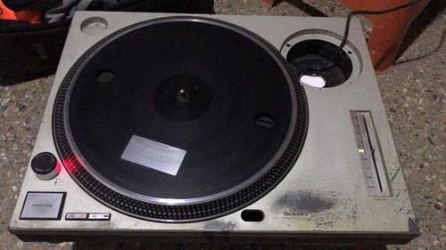 Plato Tocadisco Dj Technics Mk2 1200