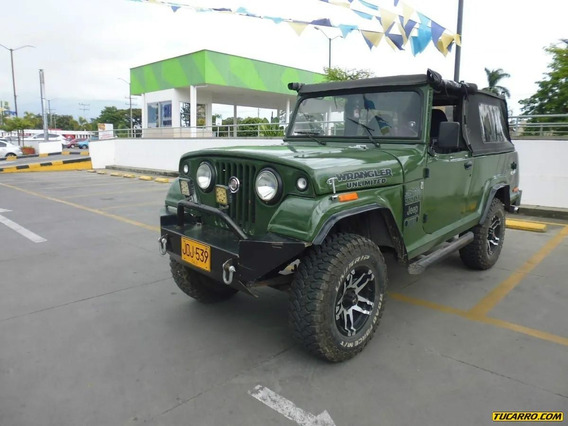 Jeep Cj Willys Cj6 Campero