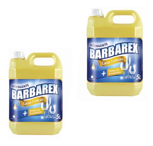 2unds Detergente Lava Louças (5l Cada) - Barbarex