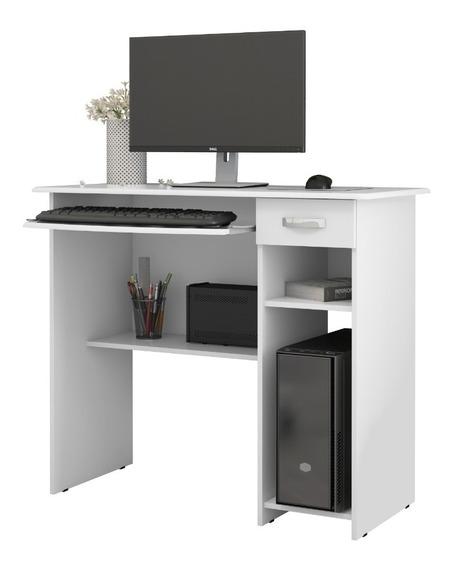 Mesa De Computador Viena Branco