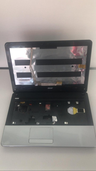 Carcaça Completa Acer E1 431,421,4486 Original