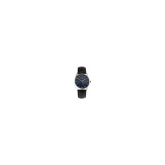 Reloj Azul De Cuarzo De Simon Carter