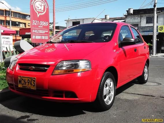 Chevrolet Aveo 1500cc