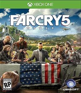 Far Cry 5 Xbox One Mídia Física