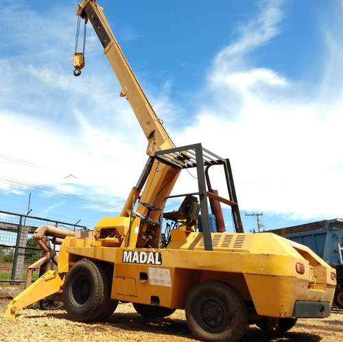 Guindaste Industrial Madal Md10 Cap 10 Ton - 1047