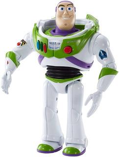 Figura Buzz Lightyear Toy Story Muñeco Original Mattel 18 Cm